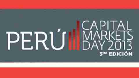 Perú Capital Markets Day 2013