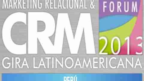 Marketing Relacional y CRM Forum 2013