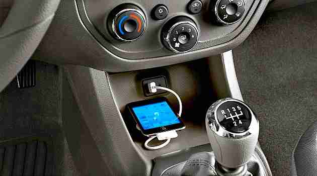 auto con gadget