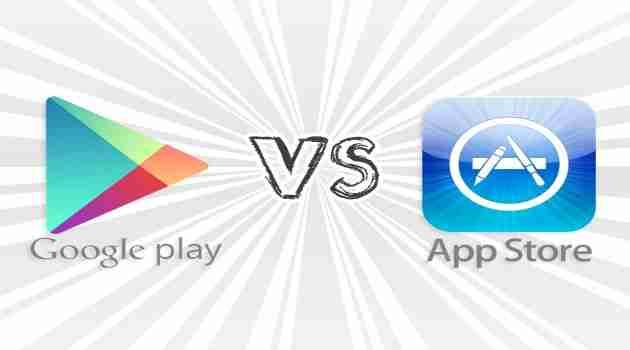 google_play_vs_appstore
