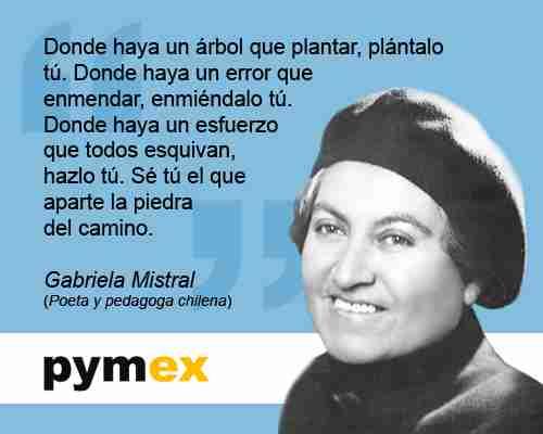 33 Gabriela Mistral
