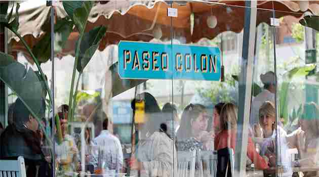 paseo colon