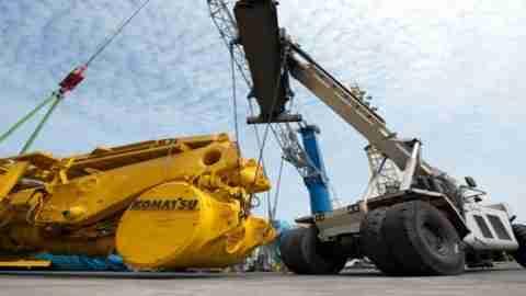 Registran un incremento de carga boliviana en Matarani