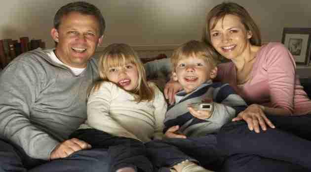 ver-tv-en-familia