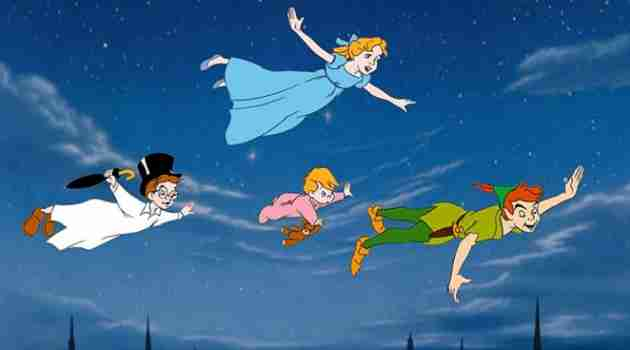 Walt-Disney-Peter-Pan