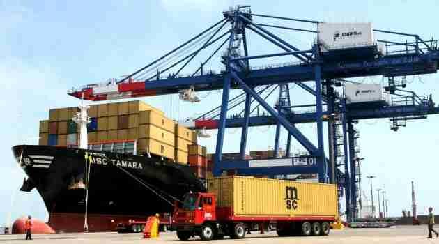 exportaciones a Estados Unidos