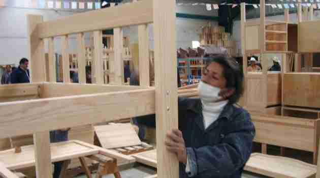 crea tu empresa de muebles prefabricados pymex