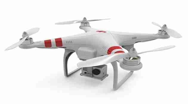 DJI Phantom GPS Drone