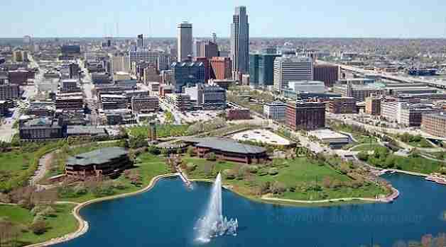 Omaha-Skyline