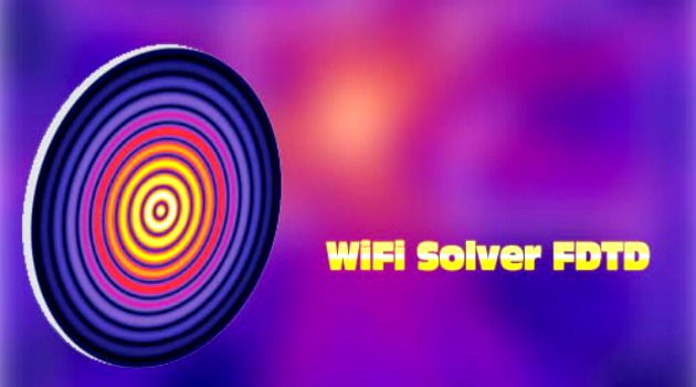 WiFi-Solver-FDTD