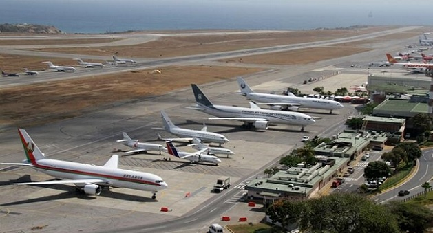 América Latina-aviones