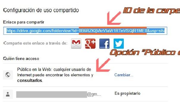 Google Drive ID