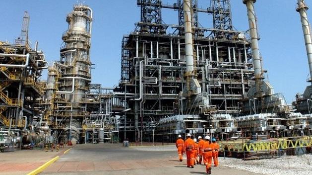 Perú-refineria
