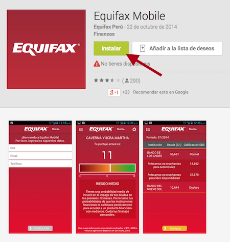 equifax-aplicacion-android