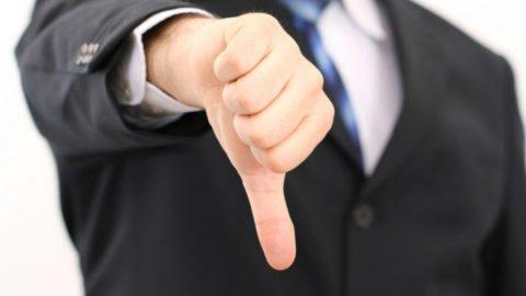 ¿Cuándo deberías alejarte de un cliente?