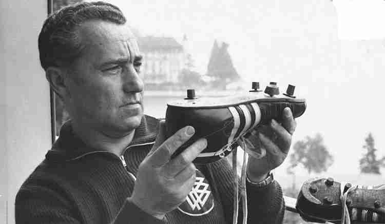 Adolf Dassler, creador de Adidas