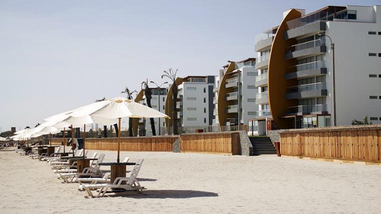 Paracas playas