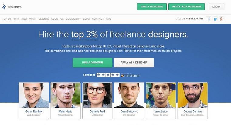 Toptal-Designers