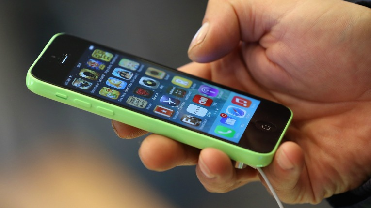 borrar archivos iPhone