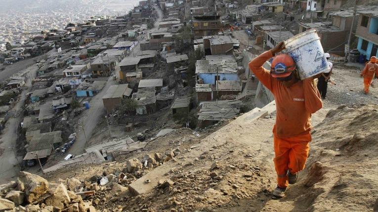 pobreza en Peru