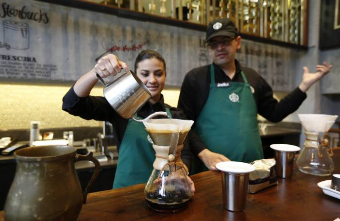 pr plan of starbucks Transcript of copy of starbucks business plan milena flament starbucks 11 objectives starbuck's objective is $1000 per month - public relations services.
