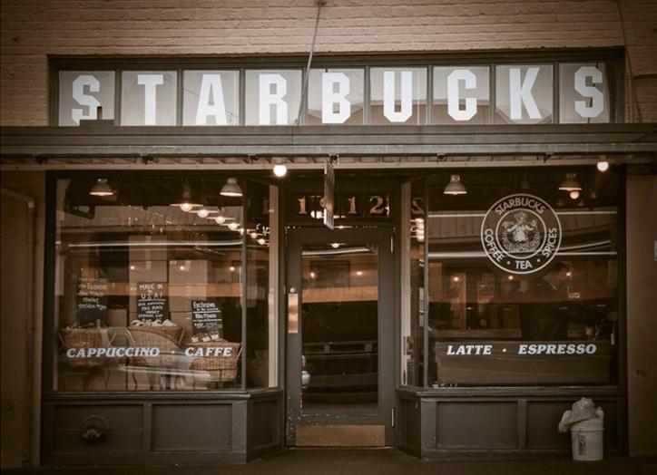 negocios Starbucks
