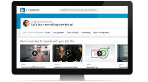 LinkedIn presenta su nueva plataforma de aprendizaje online
