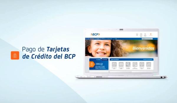 Tutorial de Pago de Tarjetas de Crédito del BCP